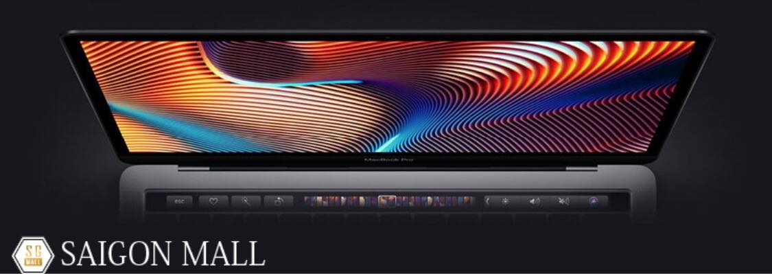 Cận cảnh Macbook Pro 2019 13 inch MV992 – Touch Bar i5 8GB 256GB - 277161